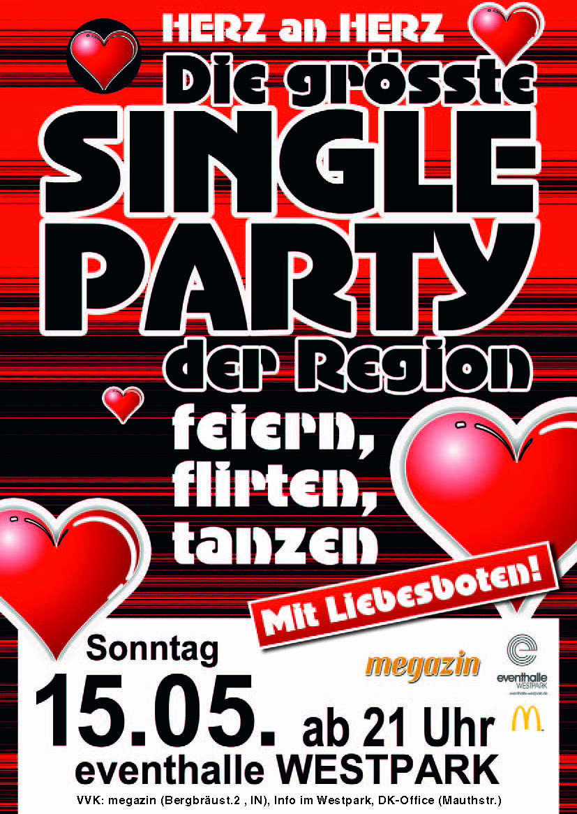 Single party ingolstadt herz an herz