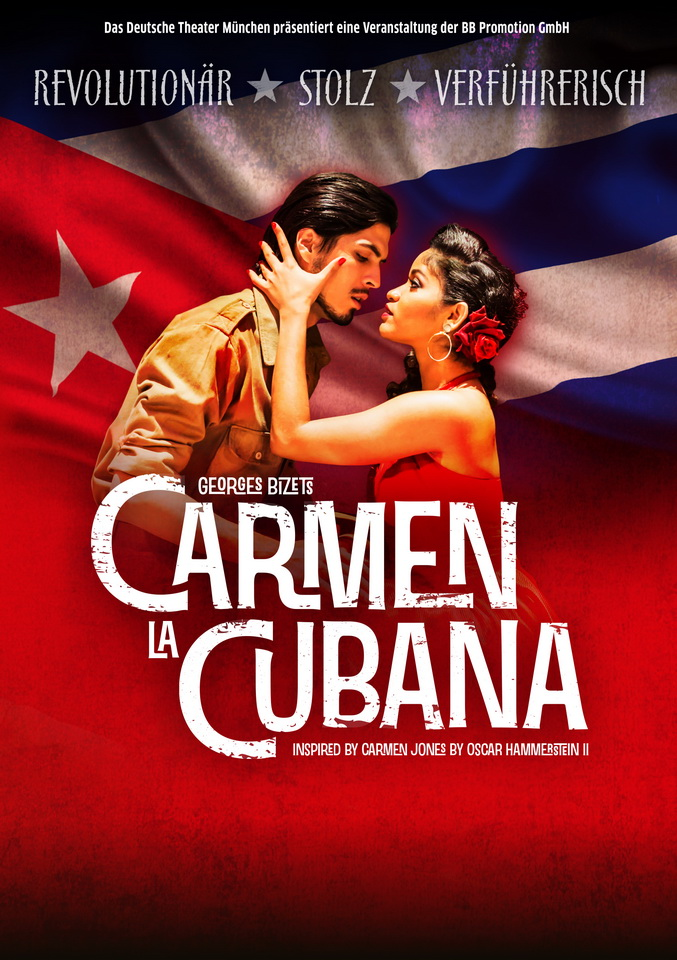 Carmen Cubana Deutsches Theater